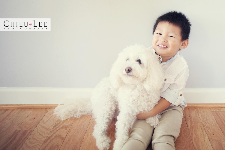 Fairfax Preschool Portraits Photographer