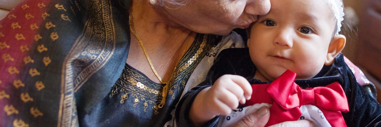 + Gill Family + | Centreville Virginia Baby Photographer