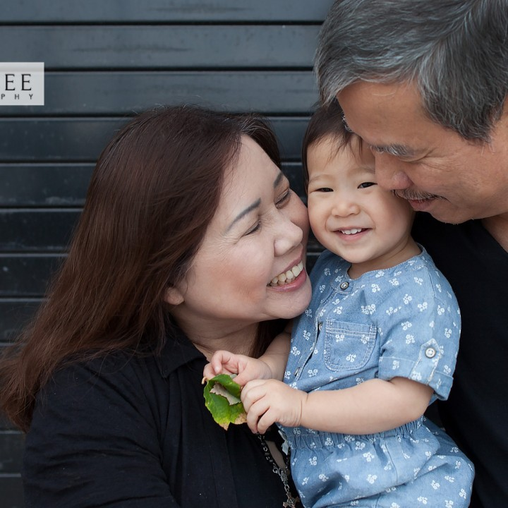 Nguyen Grandparent Family Portraits| Fairfax Family Photographer