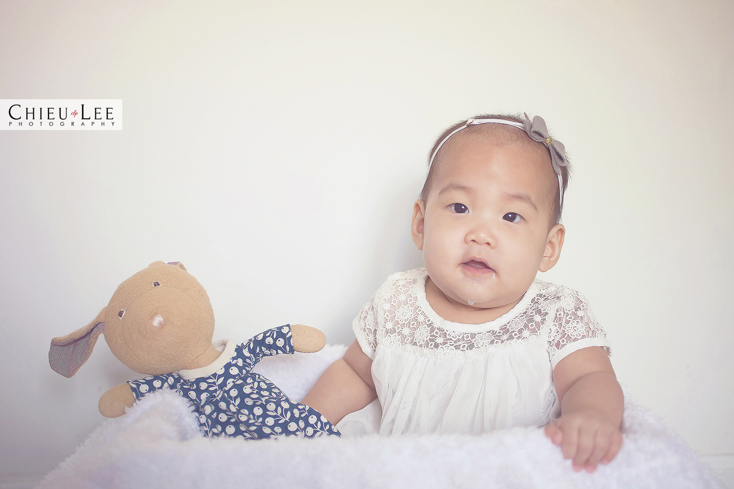 Fairfax Baby Portrait Photographer