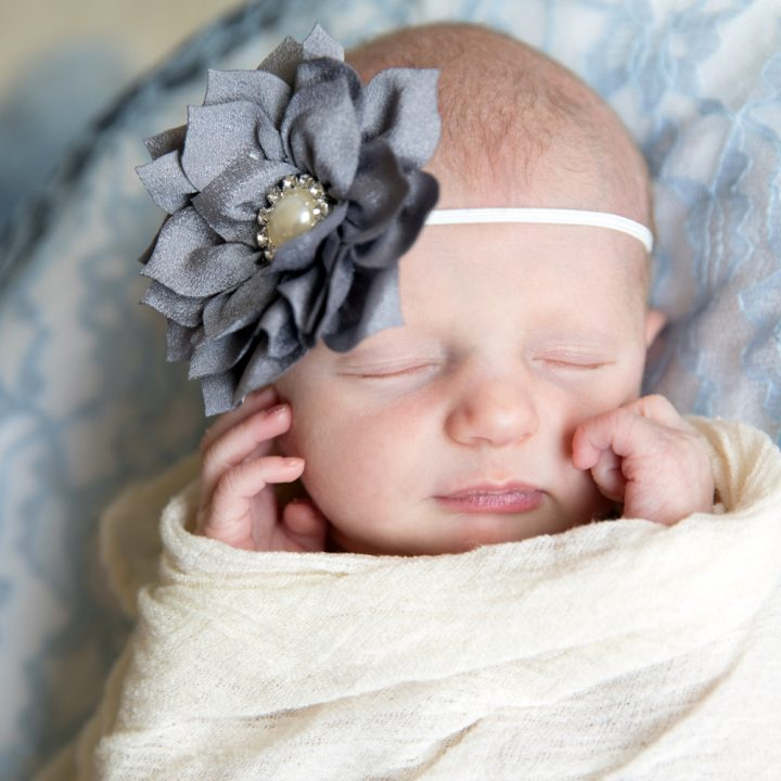Nigl Lifestyle In-Home Newborn Family Portraits
