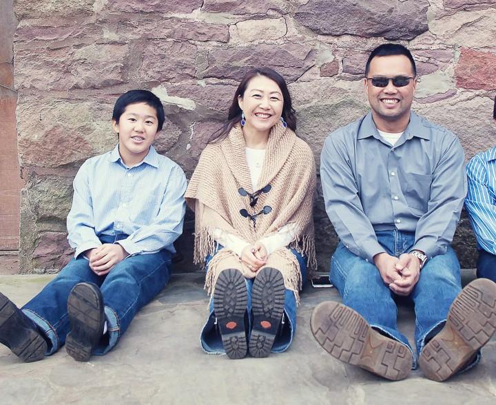 Cho Family Portraits | Virginia Family Photographer