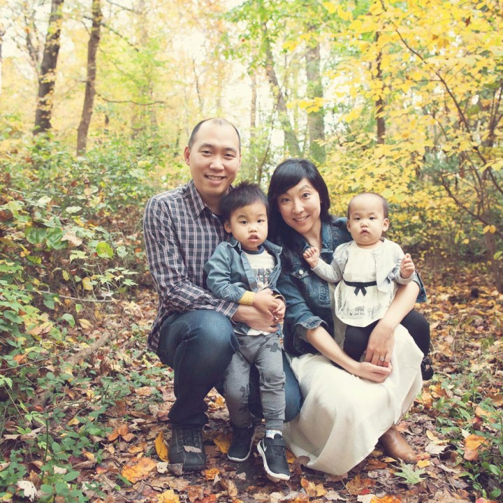 Cheung Family Portraits | Virginia Family Photographer