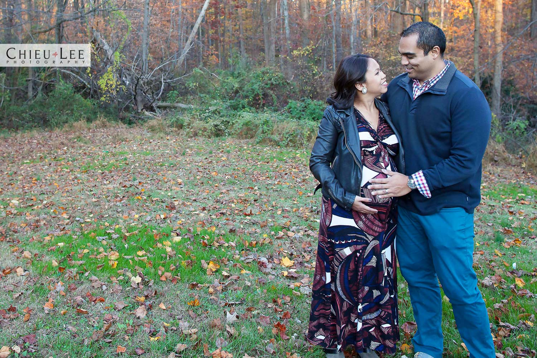 Maternity Fall Portraits