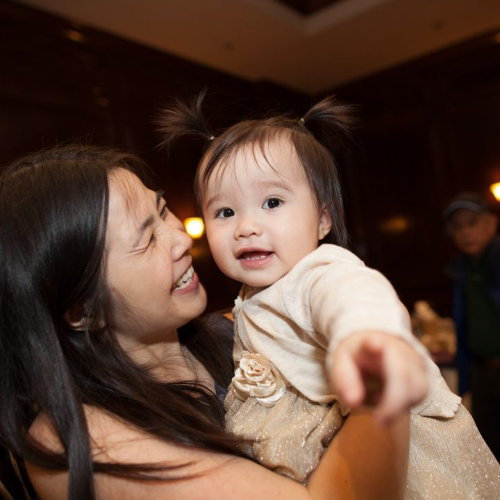 First Birthday Celebration at Maggiano's Tysons Galleria | Northern Virginia Event Photographer