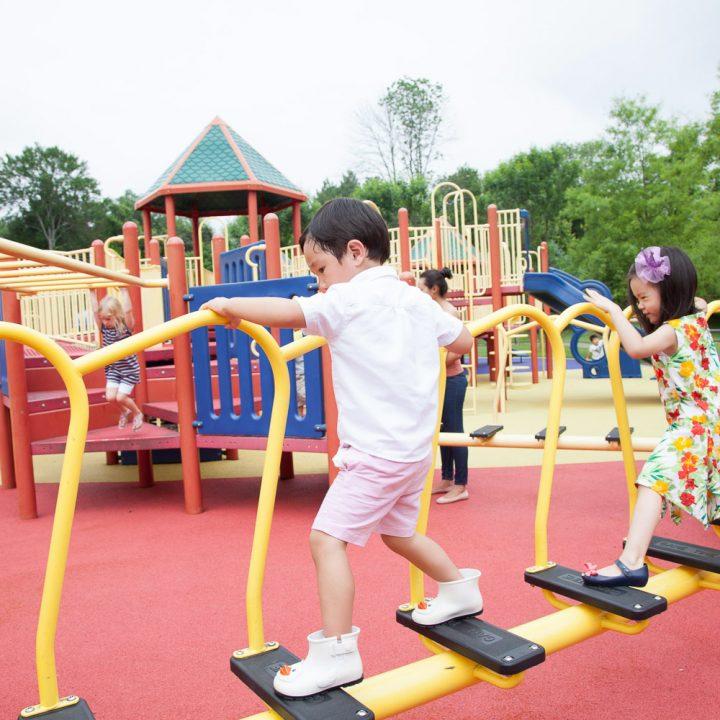 Playdates are fun! | Northern Virginia Family Photographer