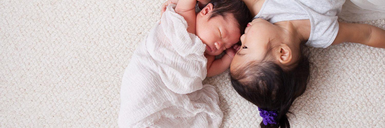 + Baby J + Newborn Baby Portraits | Northern Virginia Fairfax Photographer