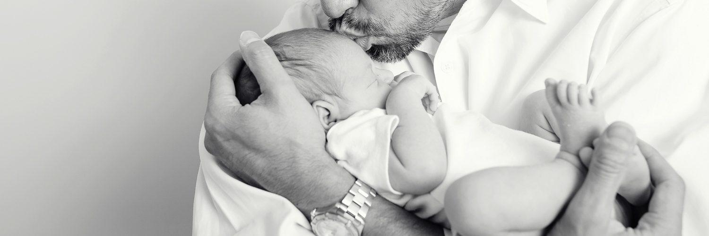 Villota Newborn Baby Portraits | Fairfax, Virginia