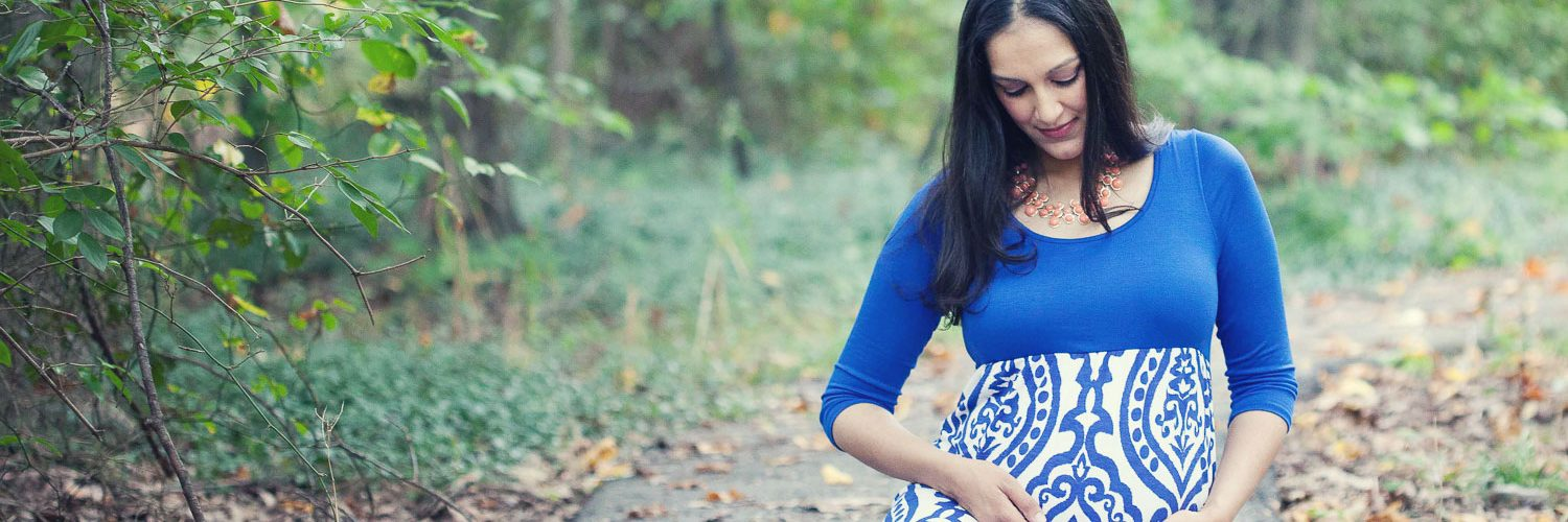 Madni Maternity Portraits | Northern Virginia Maternity Photographer