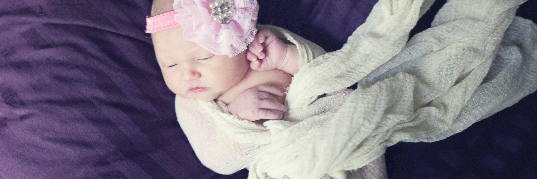 Newborn Baby C Portraits | Fairfax Newborn Photographer