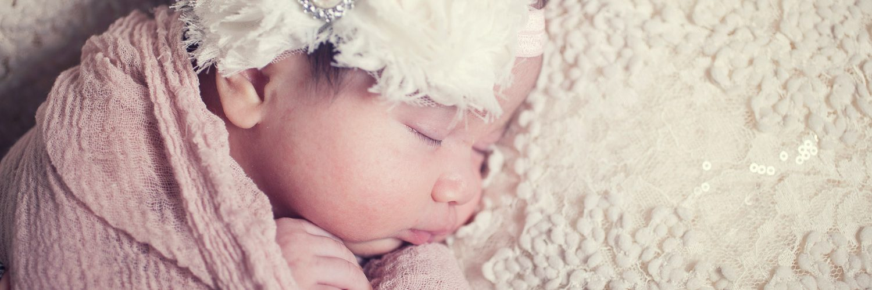 Newborn Fairfax Baby Portraits | Northern Virginia Photographer