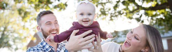 Maher Family Portraits at the Fairfax County Courthouse | Fairfax Virginia