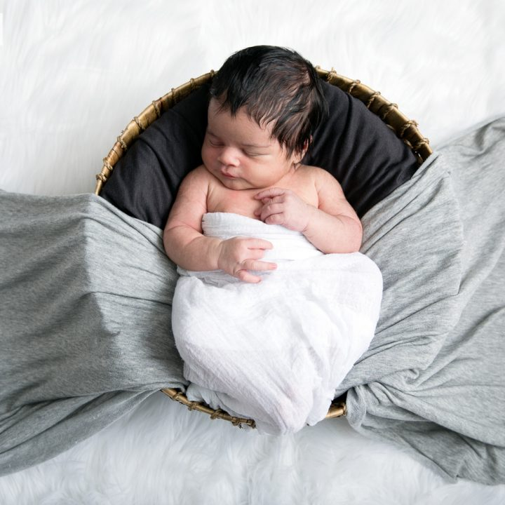 A few tips for a successful newborn session | Fairfax Newborn Photographer