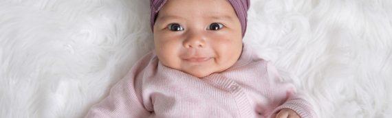 Santos Family Baby Studio Portraits   Northern Virginia Baby Photographer